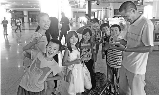 小候鸟,杭州欢迎你们