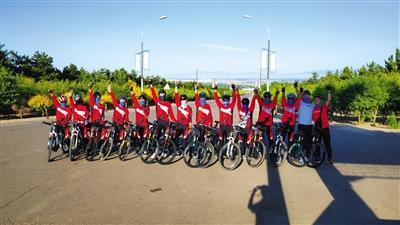 騎車去上海:1800公里的畢業季