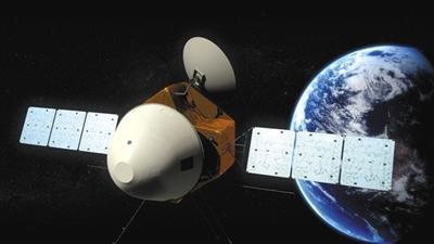 中国2020年发射火星探测器 并将冲击一项世界纪录