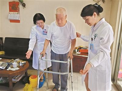 """广东首例""""网约护士""""上门处事:上门指导饮食起居"""