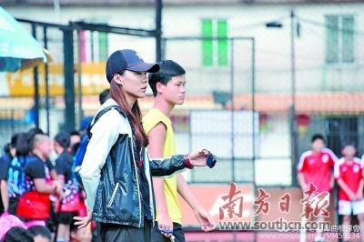 粤东首支青少年曲棍球队由前国手执教
