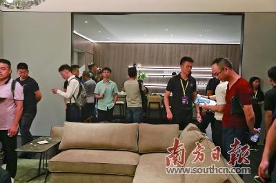 国际家具(东莞)博览会开展 计划驱动成为家具财富转型要害