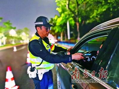 """""""大数据""""精准赋能 广州交通事情衰亡人数持续16年降落"""
