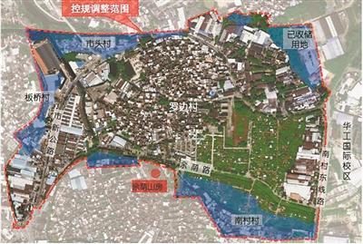 """番禺罗边村改革:将打造""""文创+""""财富成长高地"""