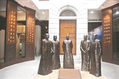 中山纪念图书馆拟年底投入使用