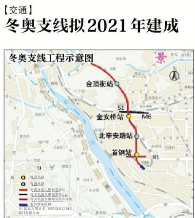 北京有17条轨道交通线路在建