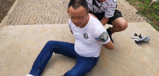 磋商购房起争执 德阳一男人持刀砍前妻家人致1死3伤