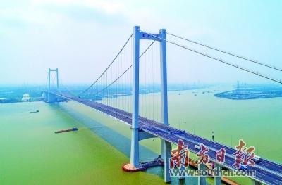 大湾区新兴产业加快向珠江口布局 环珠江口大都市圈呼之欲出
