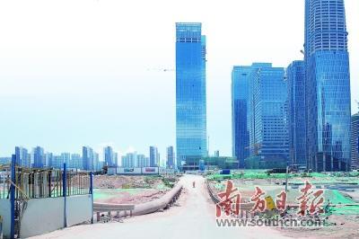 """深圳""""深化自贸区改革39条"""":加速前海城市建设"""