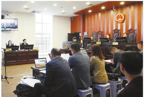 在长江航道内非法采砂 16人全部获刑