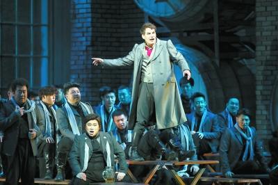 大剧院版《霍夫曼的故事》时隔六年再上演