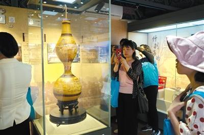 什刹海文化展示中心落户烟袋斜街广福观