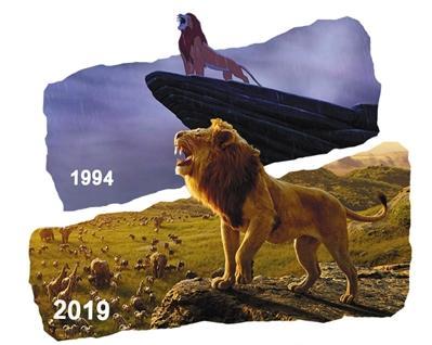 《狮子王》开创VR拍摄复刻非洲草原