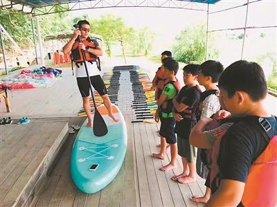暑期国内营地教育走热 你北京助孕会送娃去体验吗?
