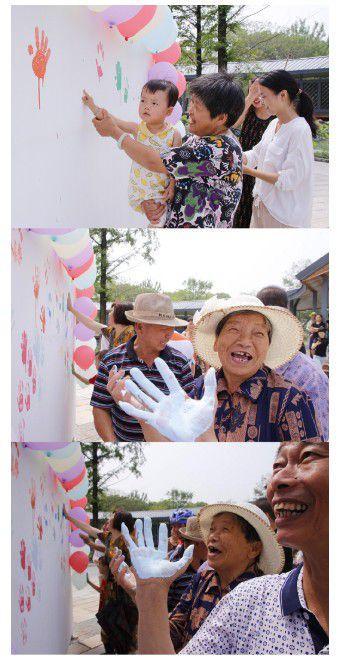 忆乡愁 绘金华:昆山金华村墙绘共创活动