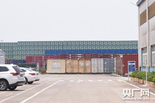 """中国模块化建筑让全球各地在""""搭积木""""中找到绿色转型之路"""