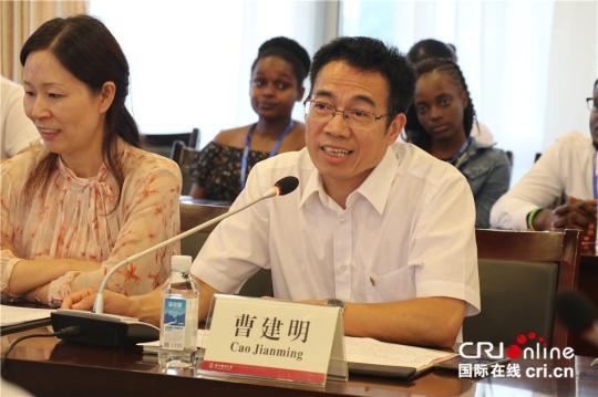"""第二期""""生命天使""""非洲助产士助理培训在浙江温州医科大学开班"""