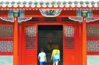 参照沈家本故宅掩护范本 北京西城区年内再修缮6处文物