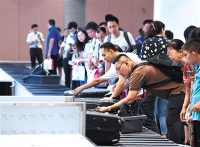 """""""旅客""""刷脸值机 大兴机场投运前将进行6次综合演练"""