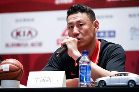 备战男篮世界杯 中国男篮开启斯
