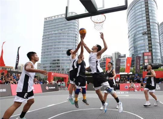 2019中国三对三篮球联赛西部和华