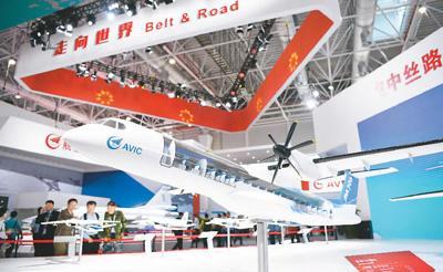 """中国制造飞机从零开始飞向非洲 向全球展示""""红海精神"""""""