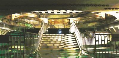 """腾讯分分彩后二跨度走势探访重庆涪陵地下核工厂旧址 记住""""816""""人的故事"""