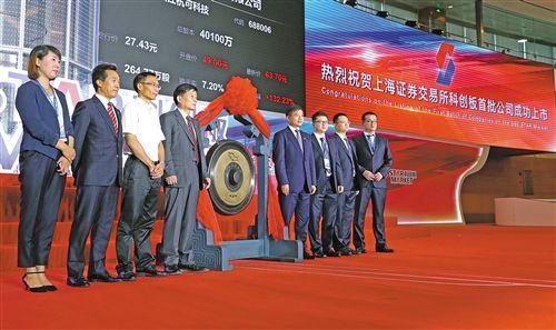 科创板正式开市:中国资本市场发展配资公司的里程碑
