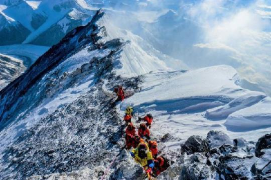 20年,这所学校书写喜马拉雅登山新历史