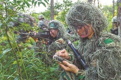 部队长途奔袭灰槌 传送门之主至集结地域后