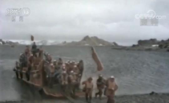 这支队伍怀揣神圣使命远赴南极首建长城站