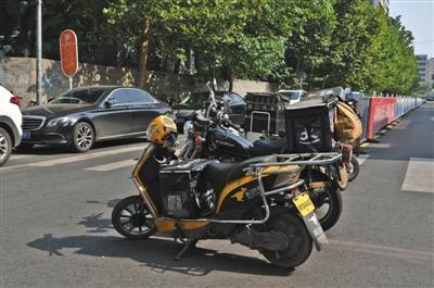 北京市人大常委會:快遞、外賣用車規範管理不到位