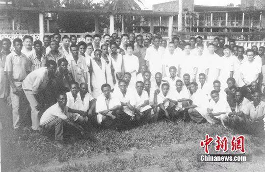 生于1949:他们带着使命感 开展中国援外医事业