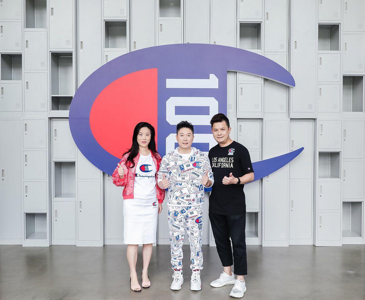 Champion 于上海800秀举行百年庆典活动