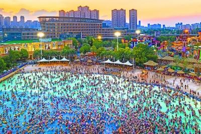 武汉:7月最后三天高温势头仍强劲