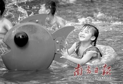 今起广东省高温 将有所缓解