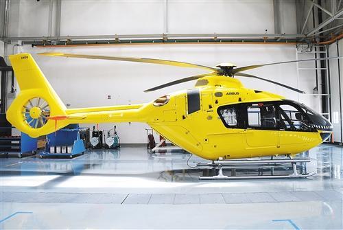 空客直升机在我国青岛组装下线
