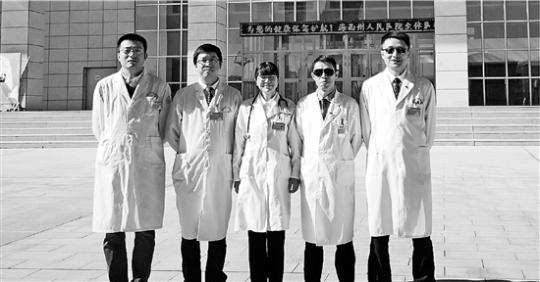 浙大一院援建青海填补当地83项医疗技术空白