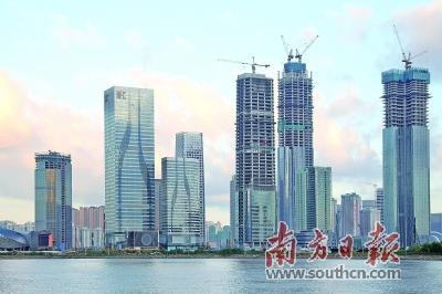 珠海上半年经济成绩单出炉 GDP增长7%增速全省第三
