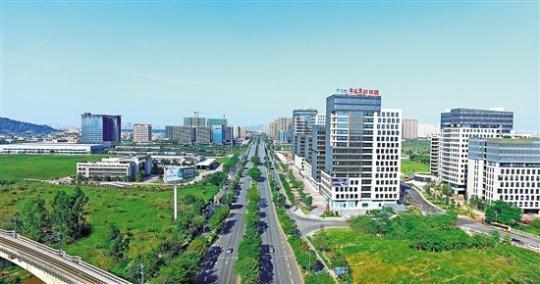 三龙湾是打造广佛极点重大平台最佳选择