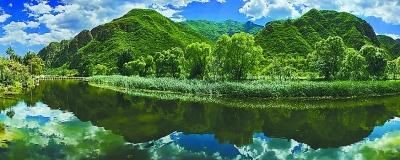 """北京16区精诚协作 共绘首都""""绿水青山图"""""""