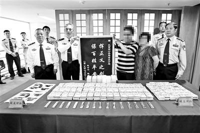 存放地下室的金条现金被盗 北京海淀警方90小时破大案