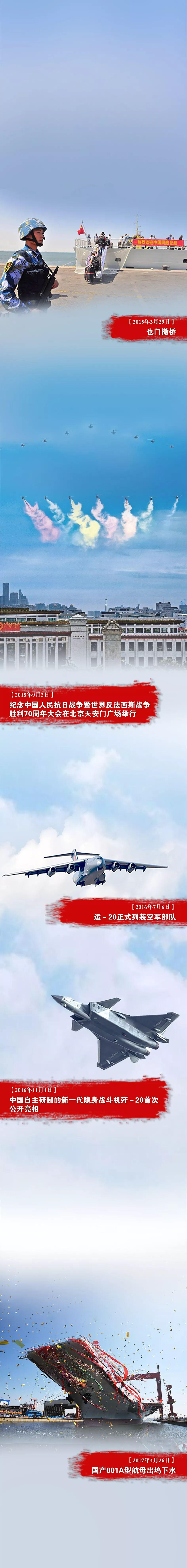 中国军队的这些提气时刻,随手一截都是壁纸!