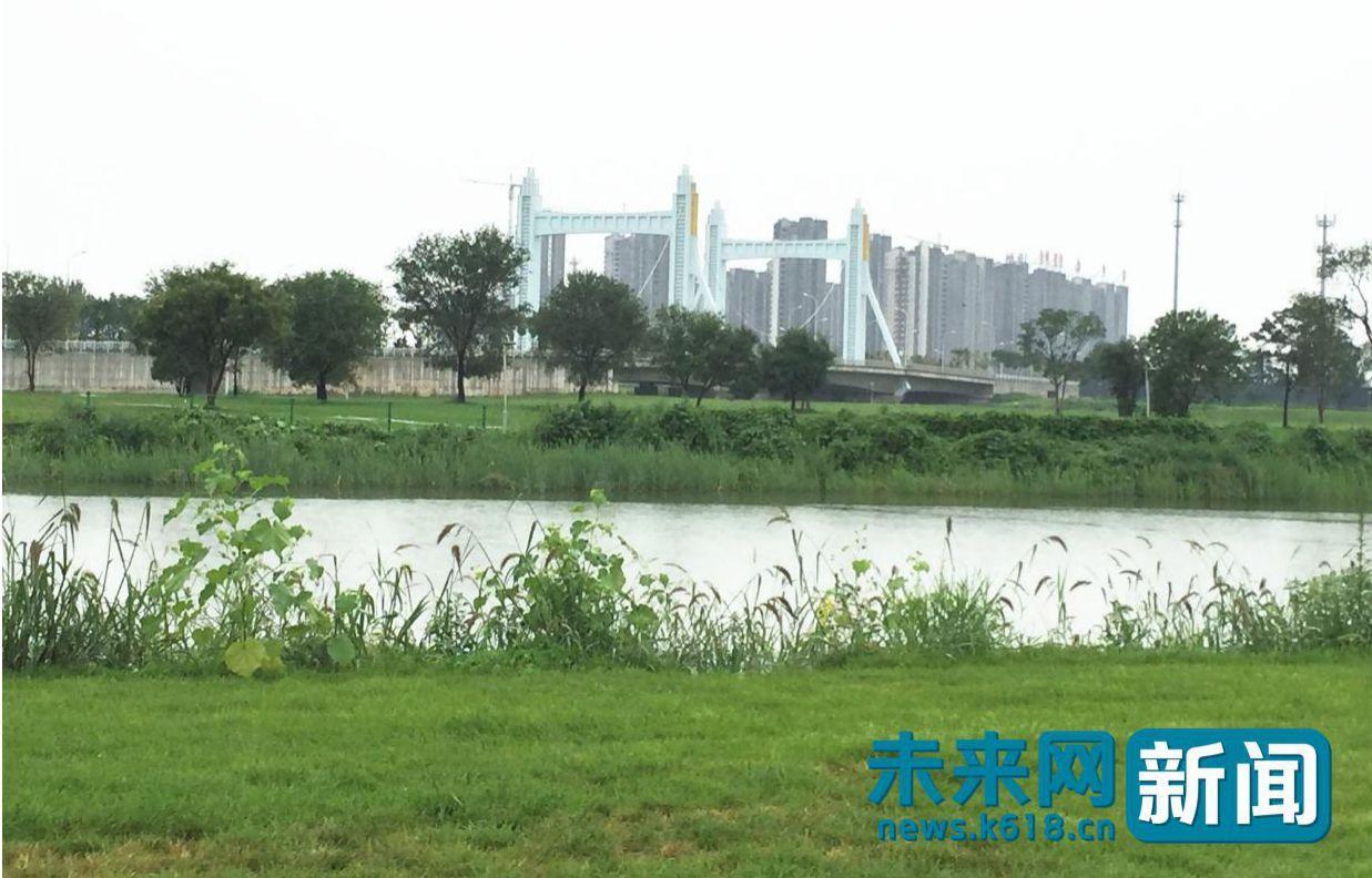 一条河助推7镇发展