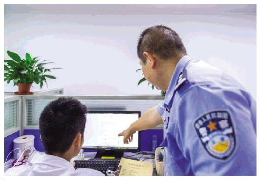 广东梅县区公安分局禁毒民警 三年打赢禁毒翻身仗