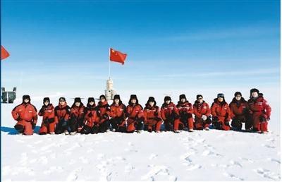 专家解读:中国正成为南极治理主要参与者
