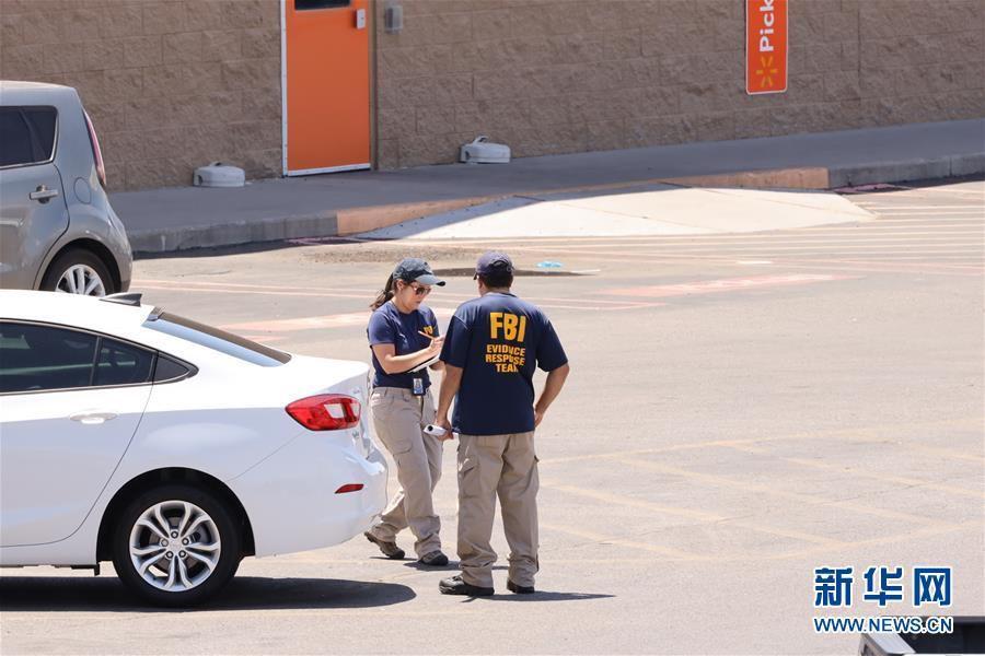 美国执法部门以恐怖主义罪对得州枪击案展开调查