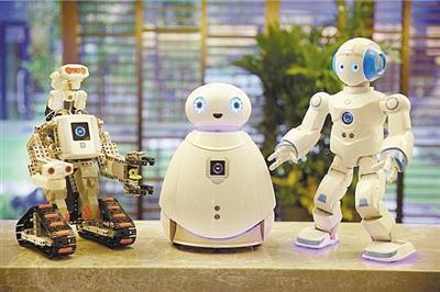 行业趋冷? 教育机器人亟待创新