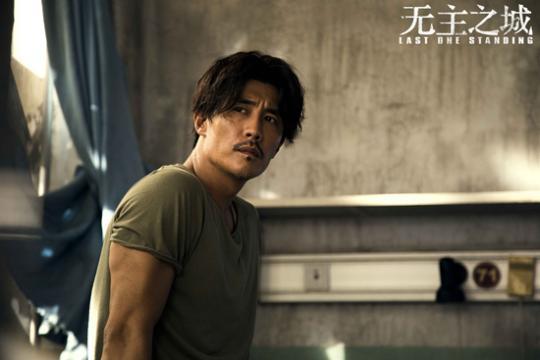 杜淳为拍新戏4个月瘦16斤:只做好演员,很纯粹