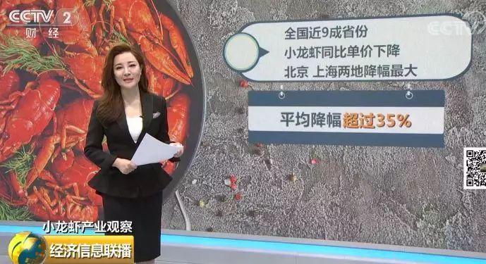 价格暴跌35%!小龙虾自由了,市场为啥跳水了?